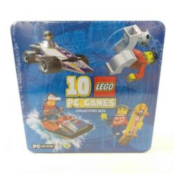 10 LEGO PC Games (Collector's Box)