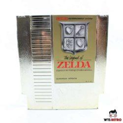 The Legend of Zelda (Nintendo NES, PAL-B, SCN)