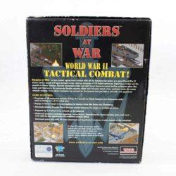 Soldiers at War (PC Big Box, 1998, Mangler CD og Manual)