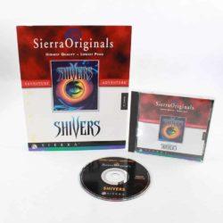 Shivers (Sierra Originals, PC Big Box, 1995, Sierra On-Line)