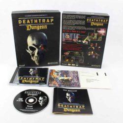 Ian Livingstone's Deathtrap Dungeon (PC Big Box, 1998, Asylum Studios / Eidos)
