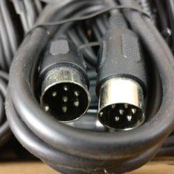 Roland 6PIN DIN Kabler (Synthesizer PG-200 800 JX-3P MKS MPG)