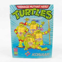 Teenage Mutant Hero Turtles (Commodore/Amiga/PC manual)