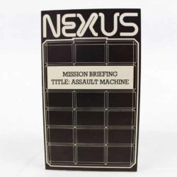 Nexus (Commodore 64/128 manual)