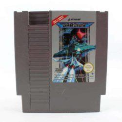 Gradius (Nintendo NES, PAL-B)