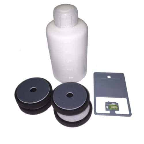TDR Eco Pro 2 Pads and Compound