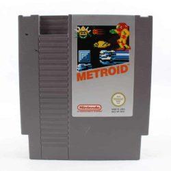 Metroid (Nintendo NES, PAL-B)