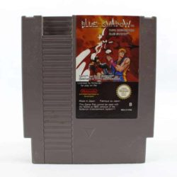 Blue Shadow (Nintendo NES, PAL-B)