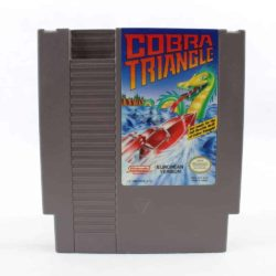 Cobra Triangle (NES, PAL-B, SCN - Yapon)