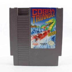 Cobra Triangle (Nintendo NES, PAL-B)