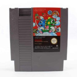 Bubble Bobble (Nintendo NES, PAL-B)