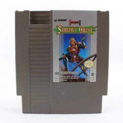 Castlevania II: Simon's Quest (Nintendo NES, PAL-B, SCN)