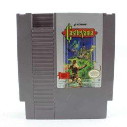 Castlevania (Nintendo NES, PAL-B, SCN)