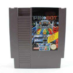 Pin-Bot (Nintendo NES, PAL-B)