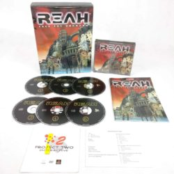 Reah: Face the Unknown (PC Big Box, 1998, Detalion, L.K. Avalon)