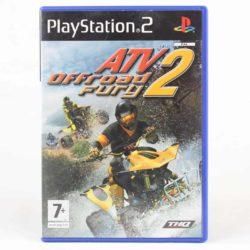 ATV Offroad Fury 2 (PS2)