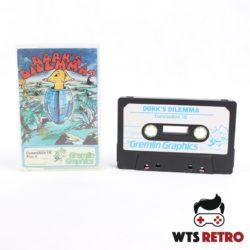Dork's Dimella (C16/Plus 4 - Cassette)