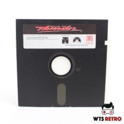 Days of Thunder (Commodore 64 - Disk)