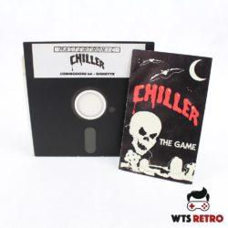 Chiller (Commodore 64 - Disk)