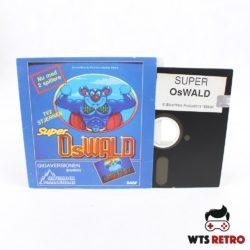 Super OsWALD (Gigaversionen - Commodore 64 - Disk)