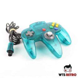 Original Nintendo 64 Controller - Ice Blue