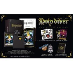 Holy Diver (NES - Collector's Edition) Retro-bit, NES, Famicon