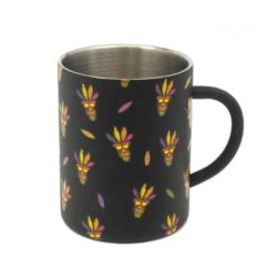 Crash Bandicoot Aku Aku Steel Mug