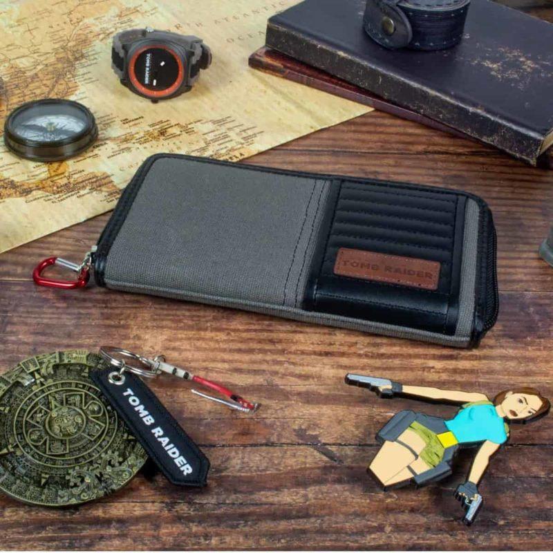 Tomb Raider Merchandise