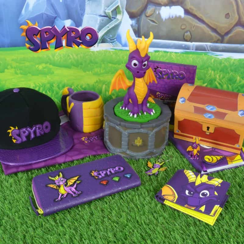 Spyro the Dragon Merchandise