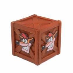Vi elsker Crash Bandicoot, men vi ved alle også godt at nogle baner kan være ret så svære. Derfor har vi designet en officielt licenseret Crash Bandicoot stressball