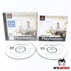 Final Fantasy Anthology (PS1 / Playstation 1)