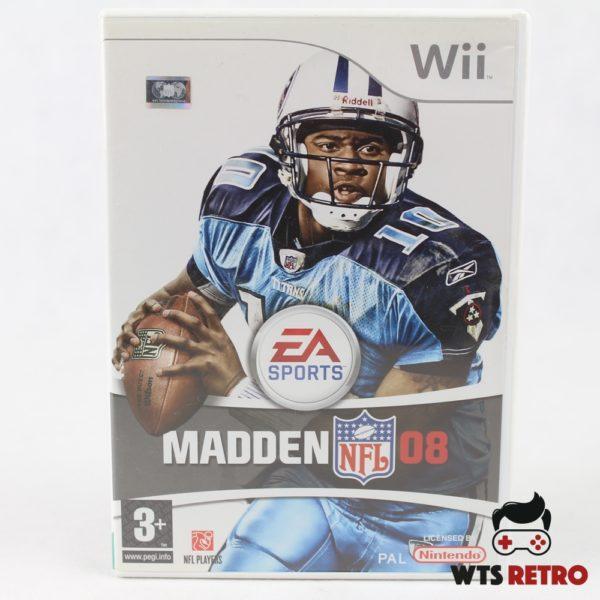 Madden NFL 08 (Nintendo Wii)