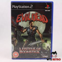 Evil Dead: A Fistful of Boomstick (Playstation 2 / PS2)