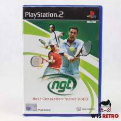 Next Generation Tennis 2003 (Playstation 2 / PS2)