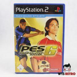 Pro Evolution Soccer 6 (Playstation 2 / PS2)