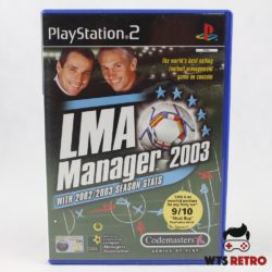 LMA Manager 2003 (PS2)