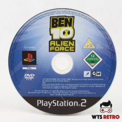 Ben 10: Alien Force (Playstation 2)