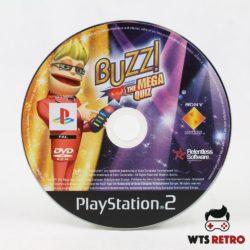 Buzz!: The Mega Quiz (Playstation 2 / PS2)