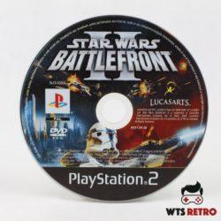 Star Wars: Battlefront II (Playstation 2 / PS2)
