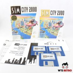 SimCity 2000 (Amiga)