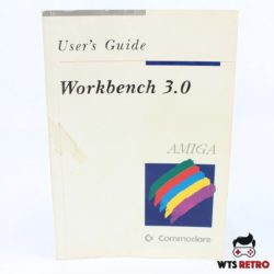 Workbench 3.0 User's Guide (Engelsk/English) Commodore Amiga