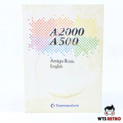 A2000 A500 Amiga Basic