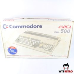 Amiga 500 Kickstart 1.3 (Boxed) m. mus og modulator