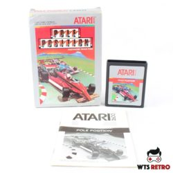 Pole Position (Atari 2600 - Boxed)