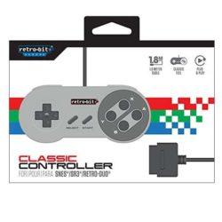 Retro-Bit Classic SNES Controller