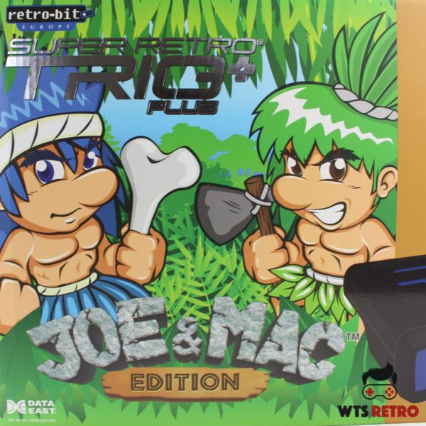 Super Retro® Trio Plus Joe & Mac Limited Edition