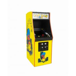 Pac-Man Quarter Size Cabinet