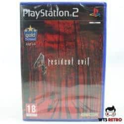 Resident Evil 4 (Playstation 2)