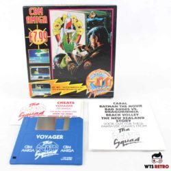 Voyager (Amiga - The Hit Squad)
