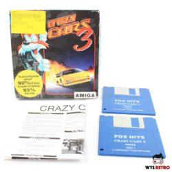 Crazy Cars 3 (Amiga - Fox Hits)